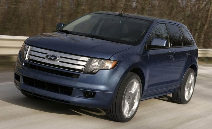 2009 Ford Edge Sport - Slide 4