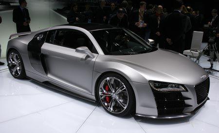 Audi R8 V-12 TDI