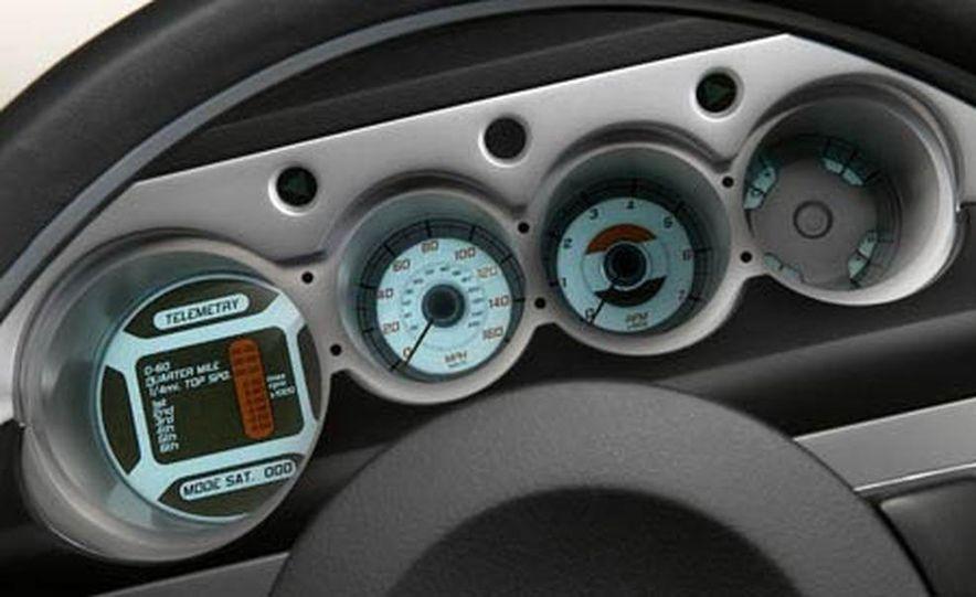 Dodge Challenger concept instrument cluster - Slide 1