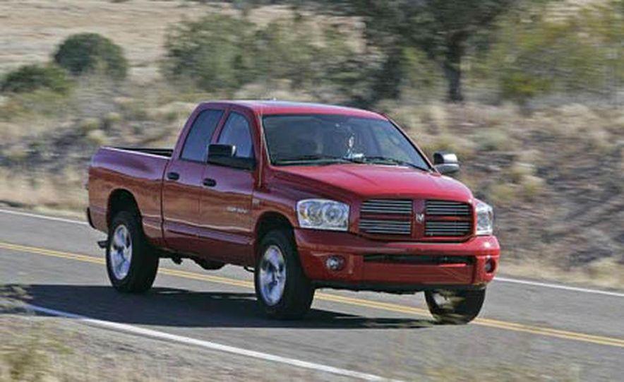 2008 Dodge Ram - Slide 1