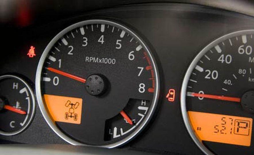 2008 Nissan Pathfinder - Slide 16