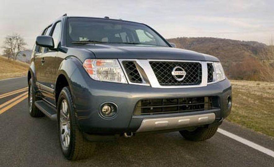 2008 Nissan Pathfinder - Slide 14