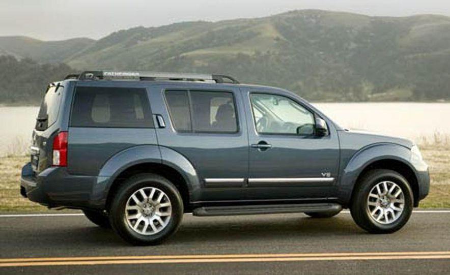 2008 Nissan Pathfinder - Slide 15