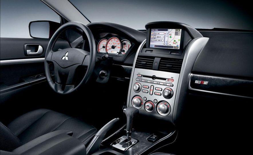 2009 Mitsubishi Galant - Slide 12