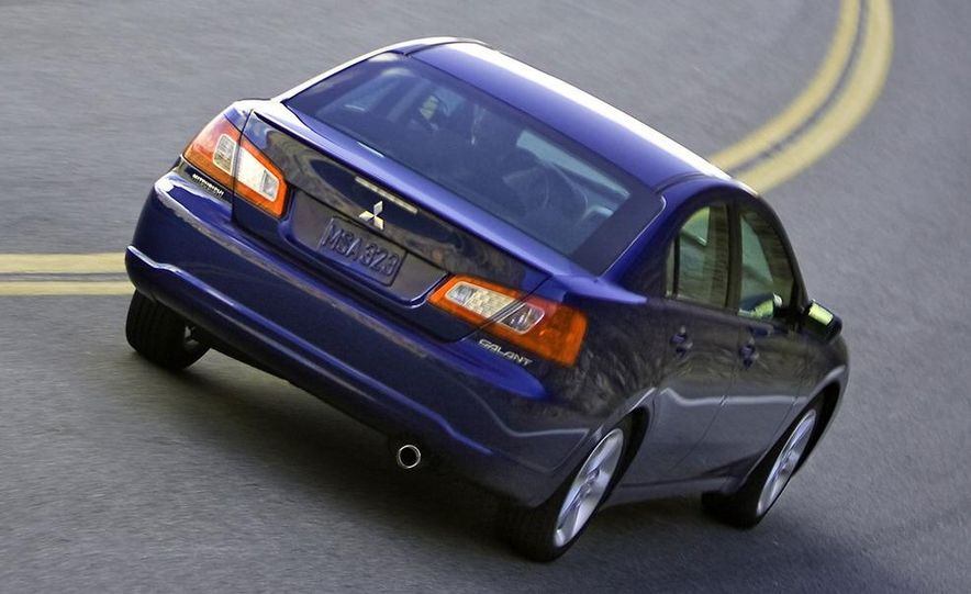 2009 Mitsubishi Galant - Slide 6