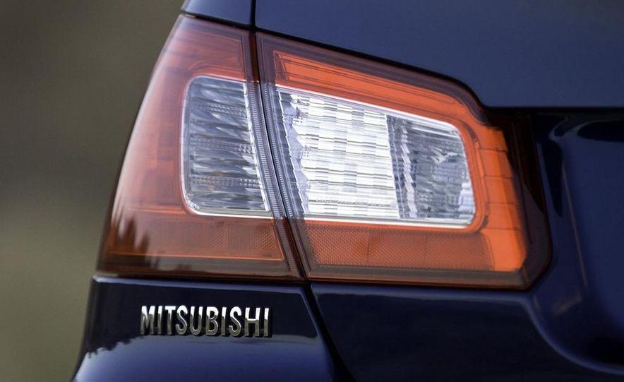 2009 Mitsubishi Galant - Slide 15