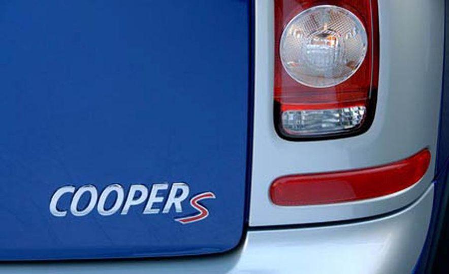 2008 Mini Cooper S Clubman - Slide 14