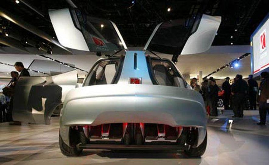 2009 Saturn Vue Green Line Two-Mode hybrid - Slide 5