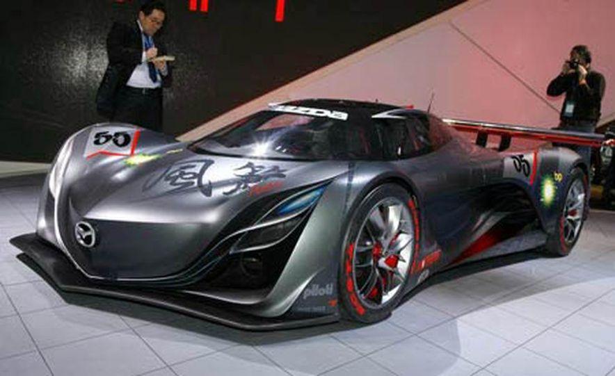 Mazda Furai concept - Slide 1