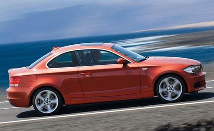 2008 BMW 135i - Slide 5