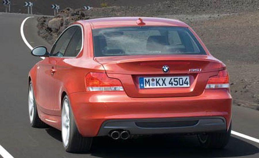 2008 BMW 135i - Slide 17