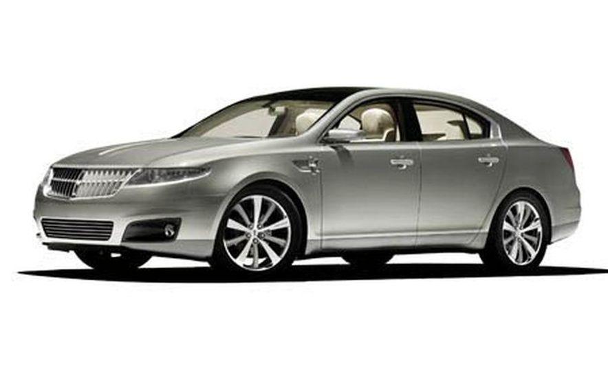 Lincoln MKR concept - Slide 10