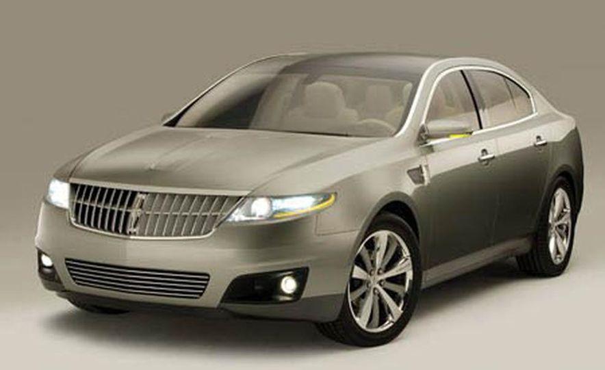 Lincoln MKR concept - Slide 13