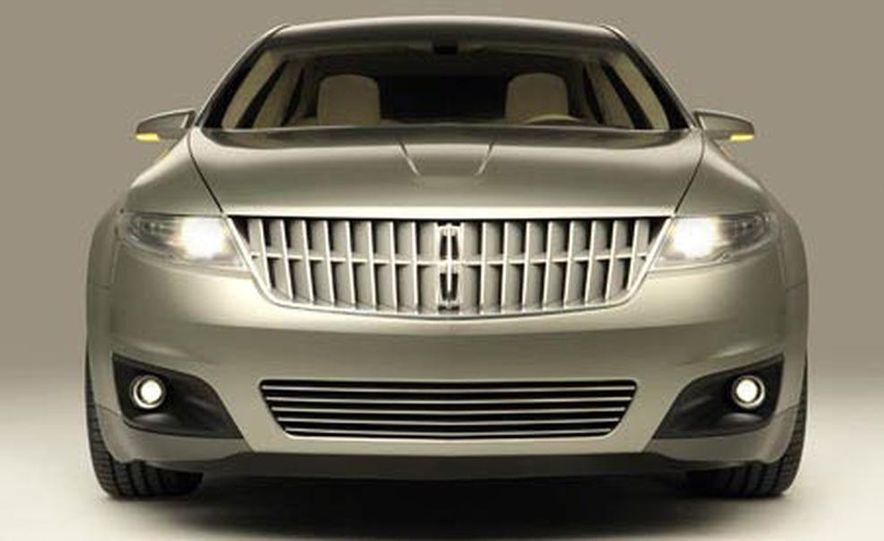 Lincoln MKR concept - Slide 15