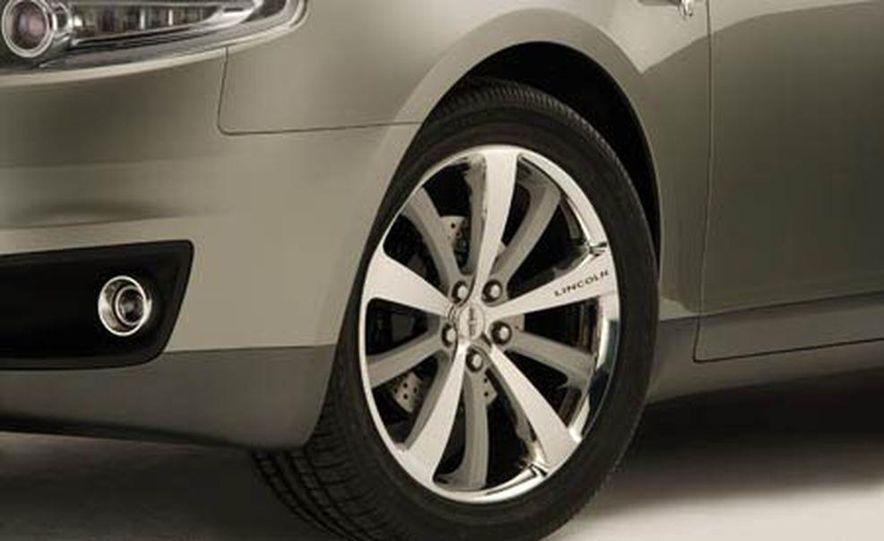 Lincoln MKR concept - Slide 14
