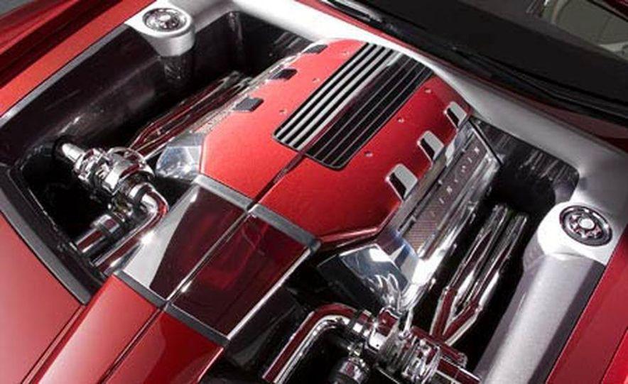 Lincoln MKR concept - Slide 5