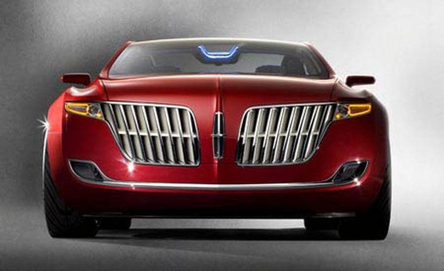 Lincoln MKR concept - Slide 2