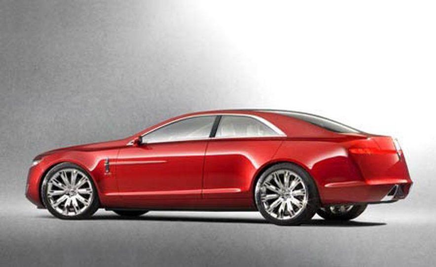 Lincoln MKR concept - Slide 3