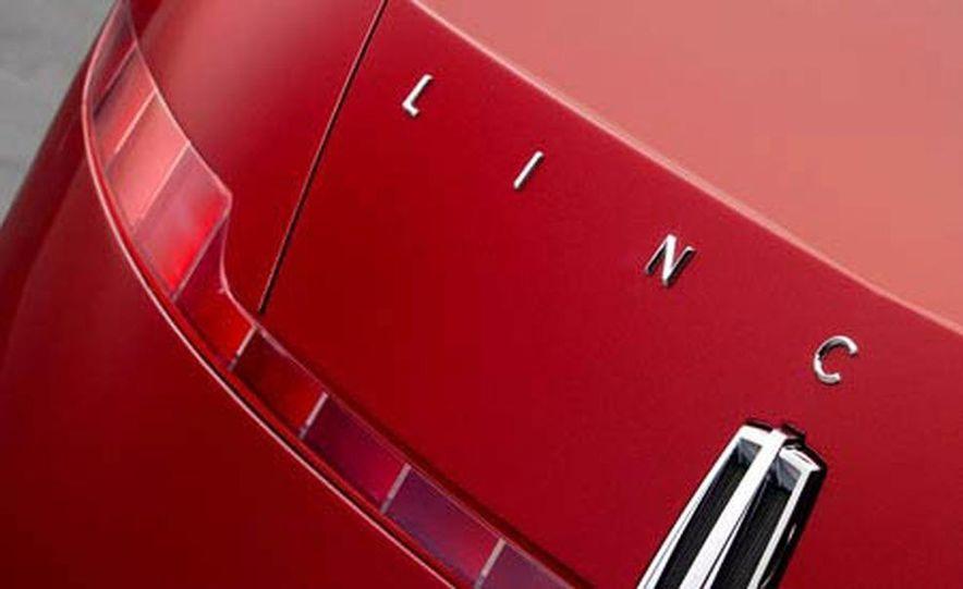 Lincoln MKR concept - Slide 4