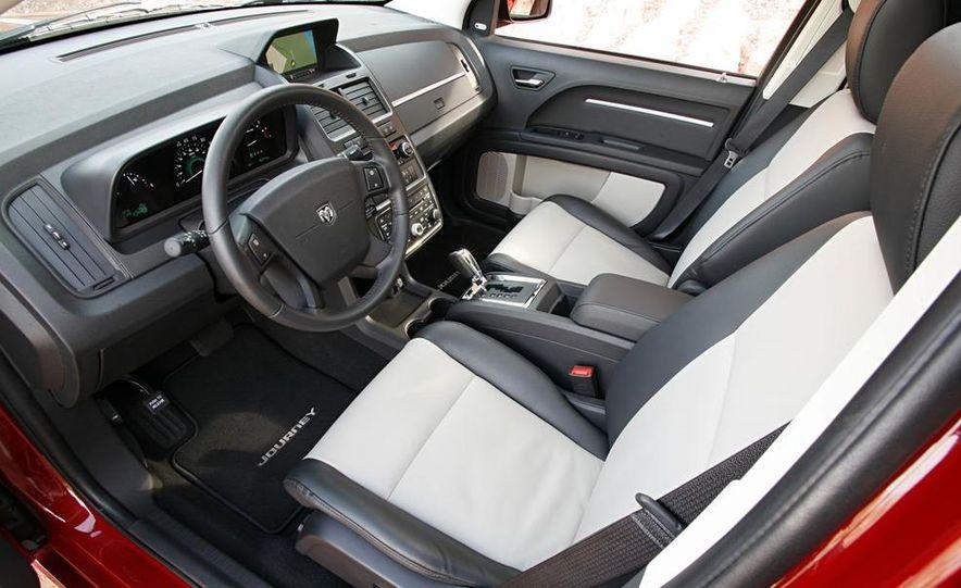 2009 Dodge Journey - Slide 13