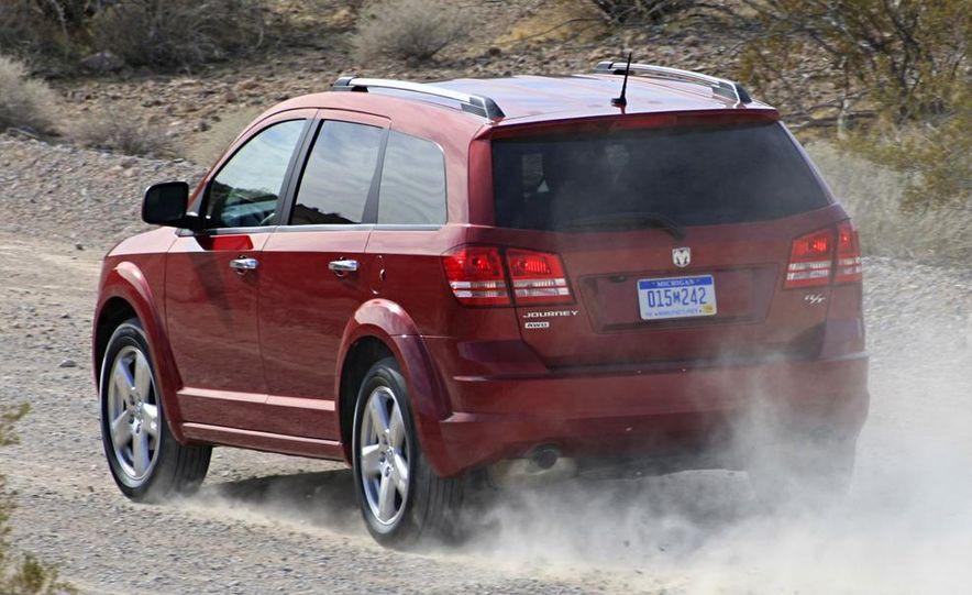 2009 Dodge Journey - Slide 12