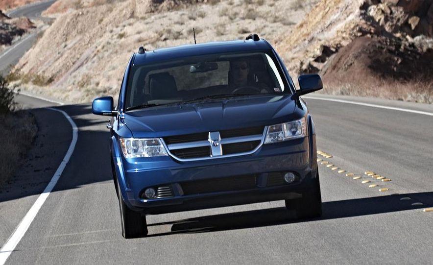 2009 Dodge Journey - Slide 10