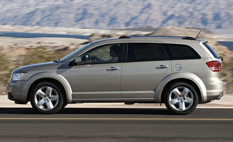 2009 Dodge Journey - Slide 5