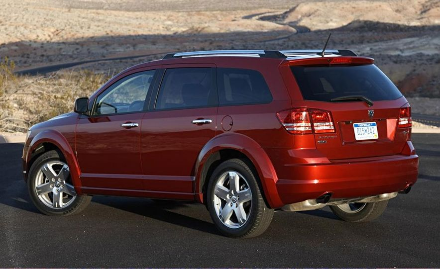 2009 Dodge Journey - Slide 2