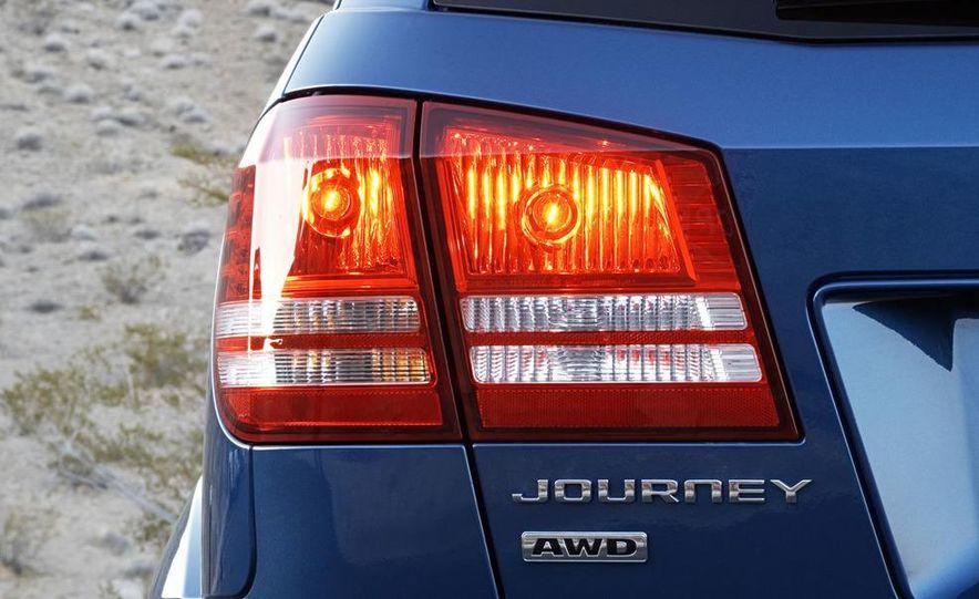 2009 Dodge Journey - Slide 18