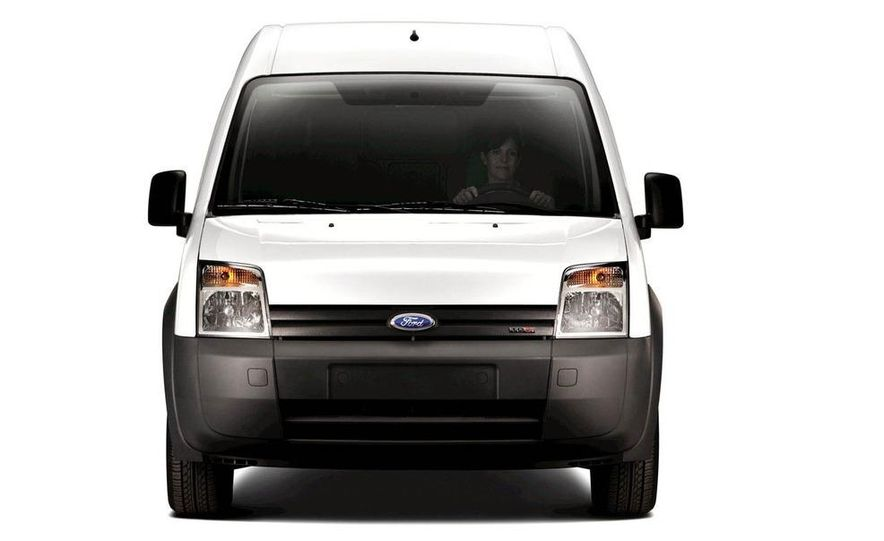 2009 Ford Transit Connect  Photo Gallery  Car and Driver