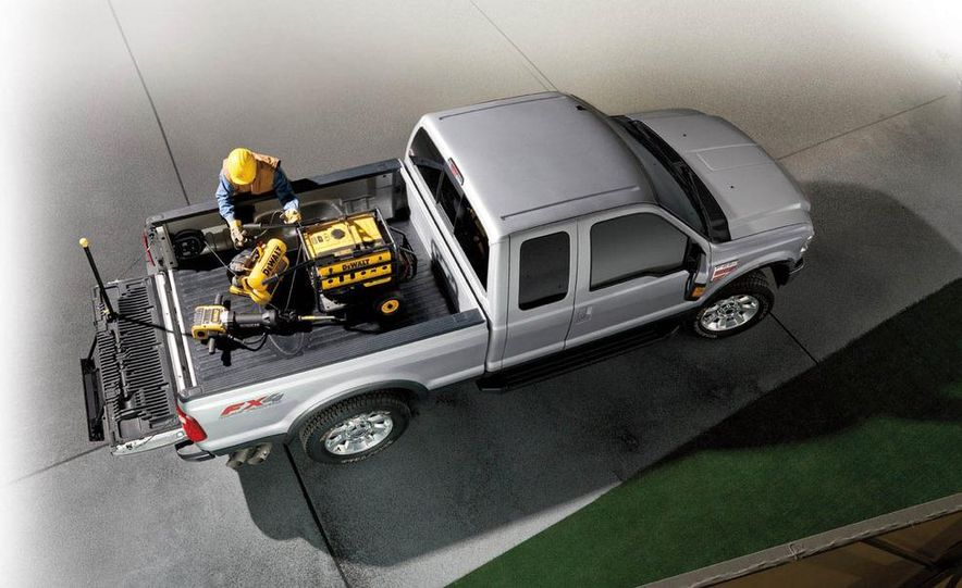 Ford F-series Work Solutions Tool Link - Slide 1