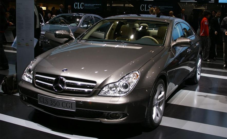 2009 Mercedes-Benz CLS350 CGI - Slide 1
