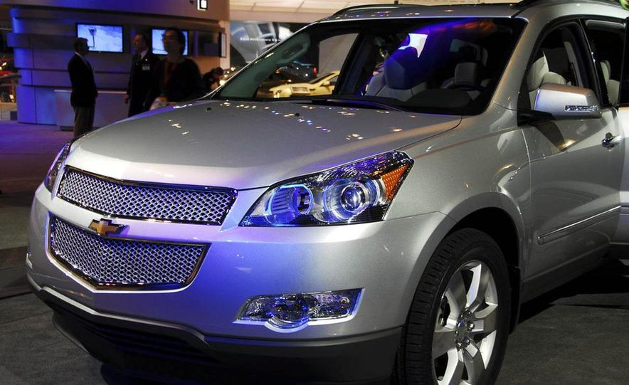 2009 Chevrolet Traverse - Slide 8