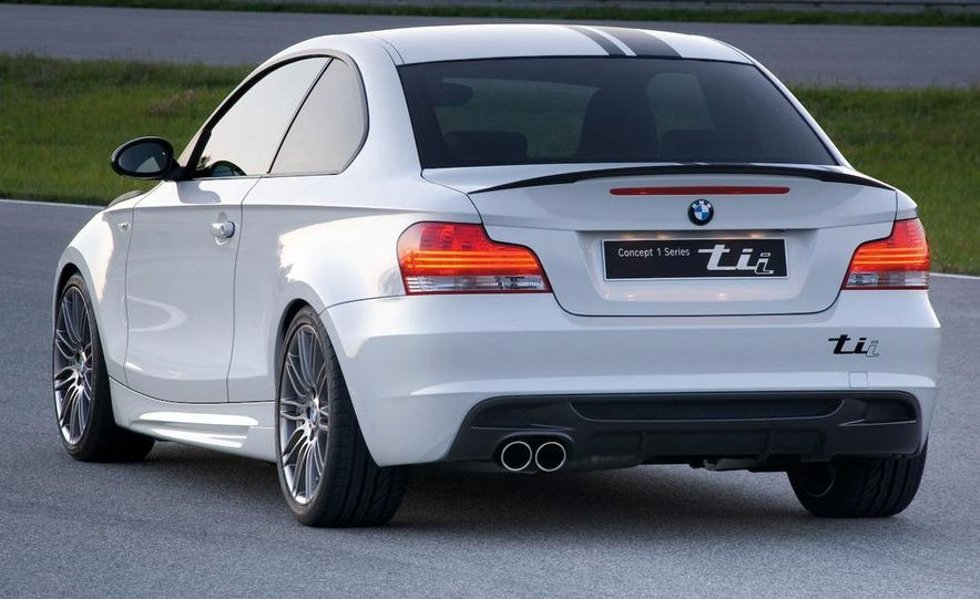 BMW 1-series tii concept - Slide 1