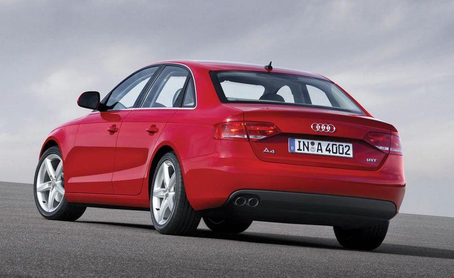 2009 Audi A4 - Slide 1