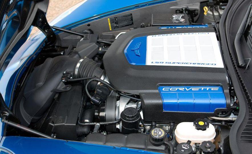2009 Chevrolet Corvette ZR1 - Slide 16