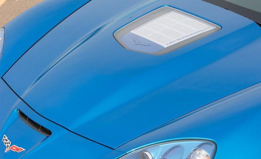 2009 Chevrolet Corvette ZR1 - Slide 7