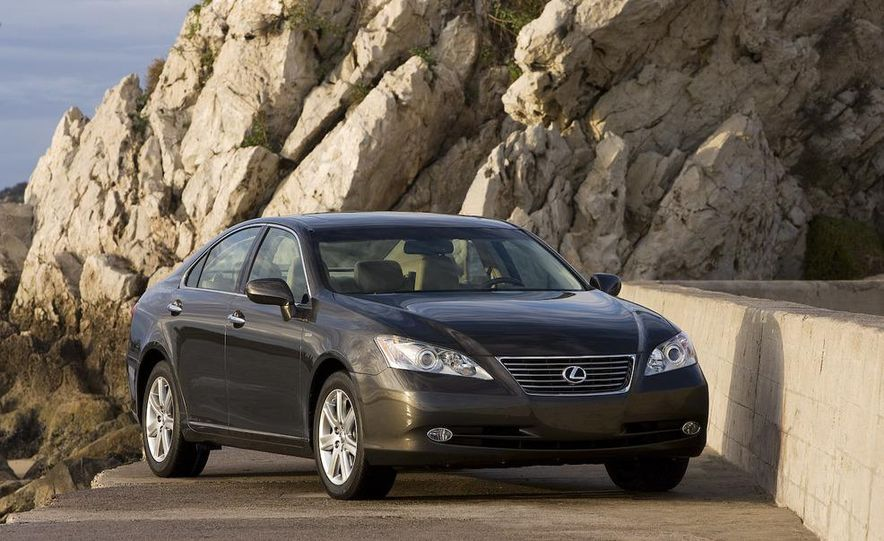 2008 Lexus ES350, RX350, and SC430 Pebble Beach editions - Slide 13