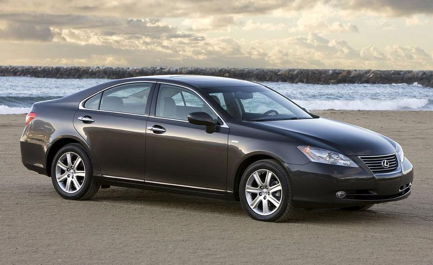 2008 Lexus ES350, RX350, and SC430 Pebble Beach editions - Slide 16