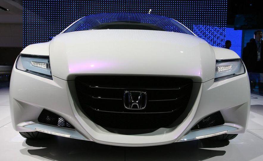 Honda CR-Z concept - Slide 1