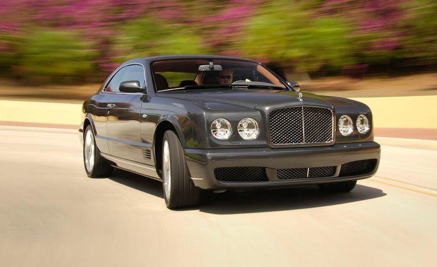 2008 Bentley Brooklands - Slide 1