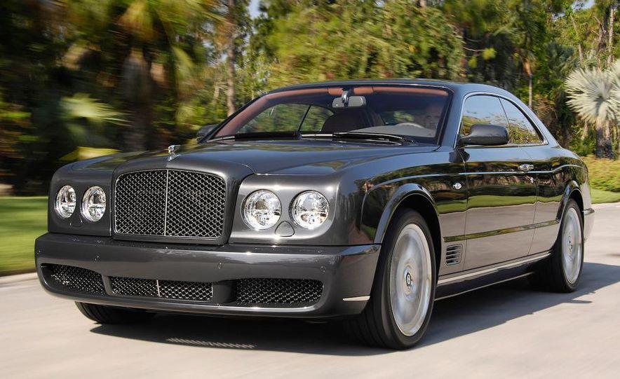 2008 Bentley Brooklands - Slide 3