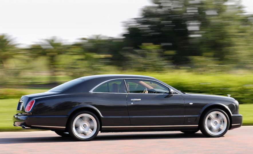 2008 Bentley Brooklands - Slide 4