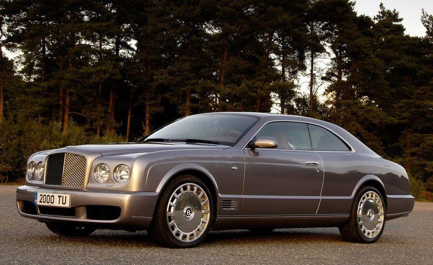 2008 Bentley Brooklands - Slide 6