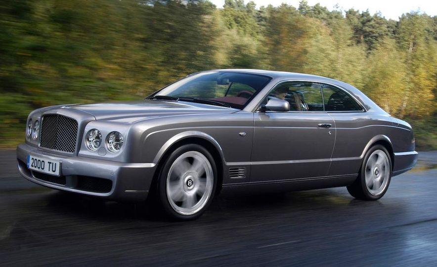 2008 Bentley Brooklands - Slide 7