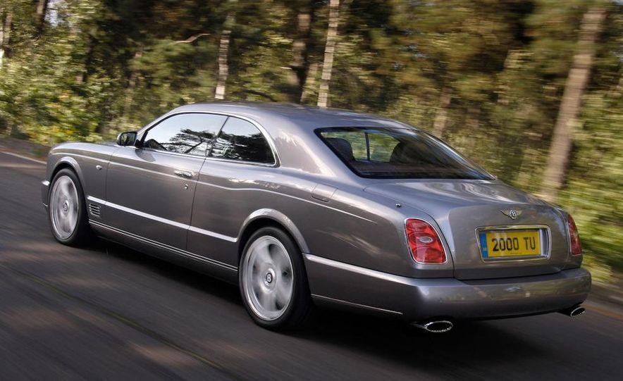 2008 Bentley Brooklands - Slide 8