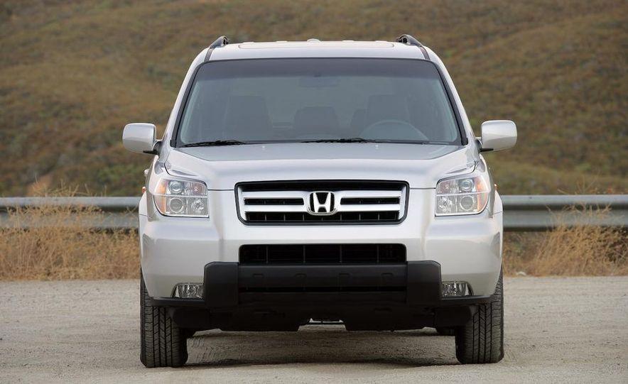 2009 Honda Pilot concept - Slide 15