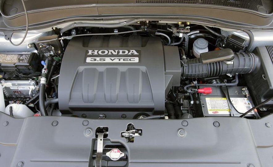 2009 Honda Pilot concept - Slide 13