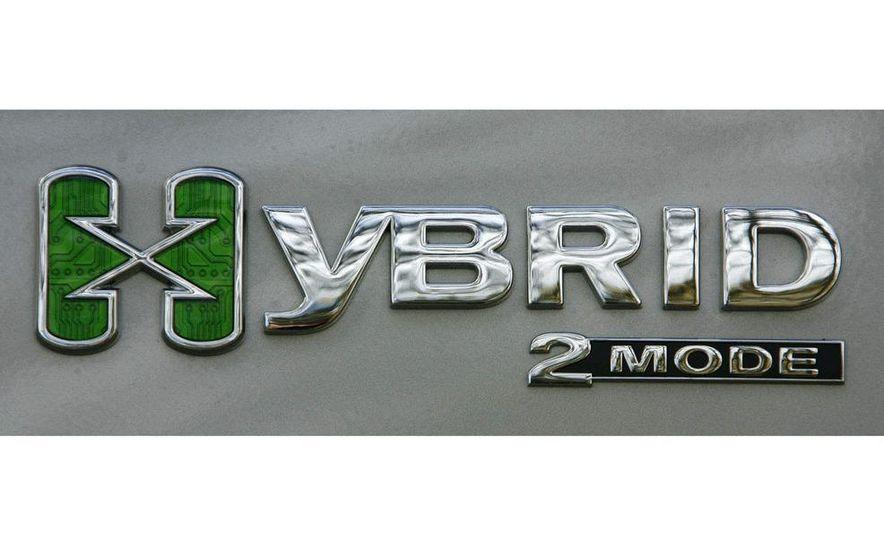 2008 Chevrolet Tahoe hybrid - Slide 14