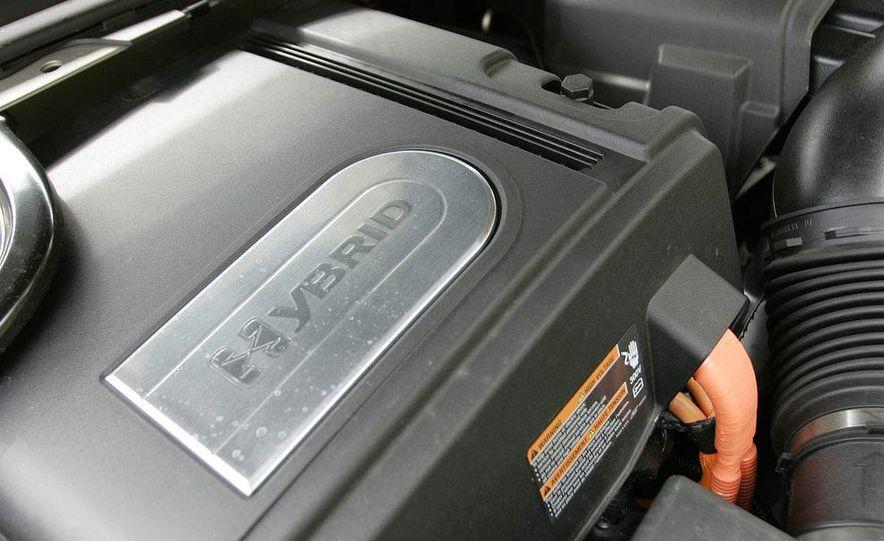 2008 Chevrolet Tahoe hybrid - Slide 11